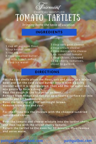 tomato-tartlet